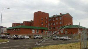 больница, поликлинника в Яблоновском