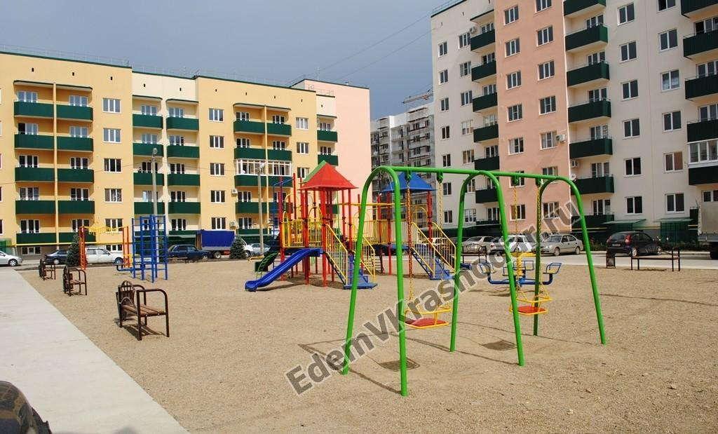 Выбор квартиры в Яблоновском