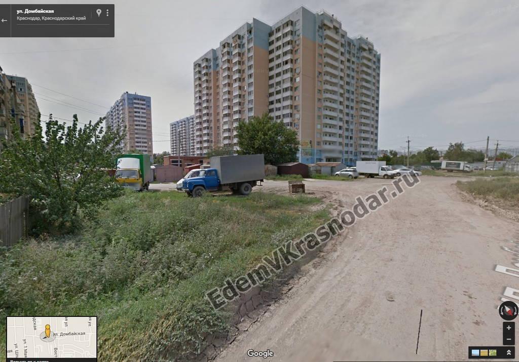 Район Краевой Клинической больницы Восточно-Кругликовская-Домбайская