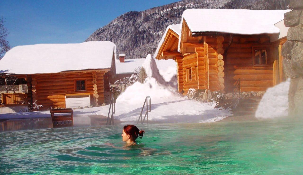 Термальные источники Краснодарского края - 15 лучших термальных курортов фото описание карта