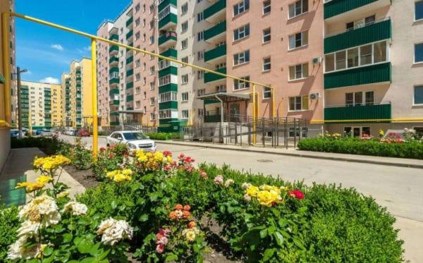 Приличное жилье должно выглядеть примерно так, ЖК Солнечный, п. Яблоновский